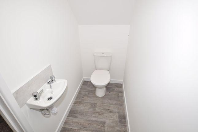 Cloakroom of St. Clears, Carmarthen SA33
