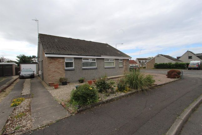 Thumbnail Semi-detached bungalow for sale in Noran Crescent, Troon