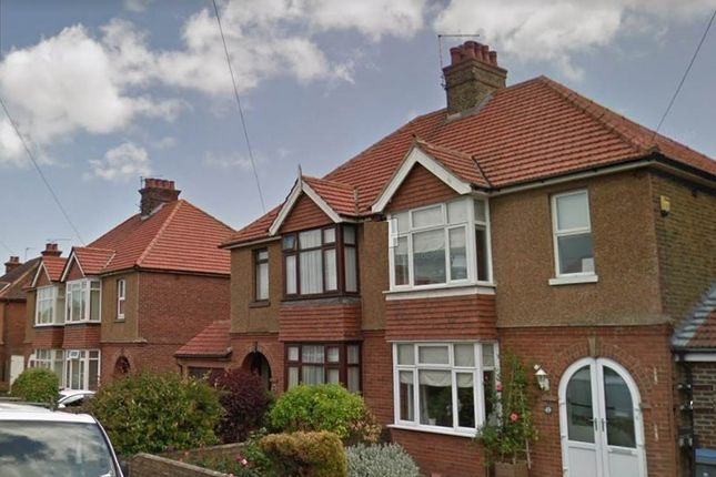 Thumbnail Semi-detached house to rent in Park Avenue, Deal
