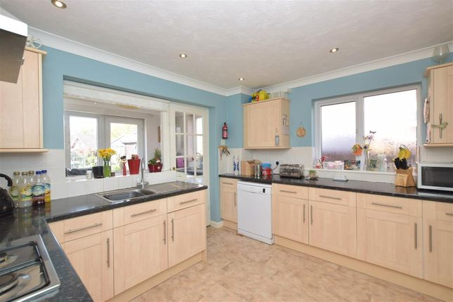 Thumbnail End terrace house for sale in Fir Copse Road, Waterlooville, Hampshire