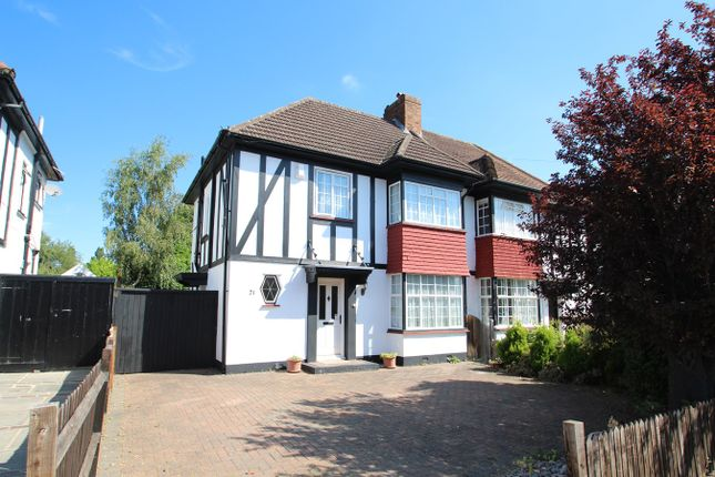3 bed semi-detached house for sale in West Way, Petts Wood, Orpington BR5