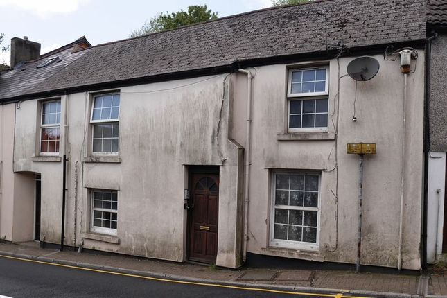 Thumbnail Flat for sale in High Street, Llantrisant