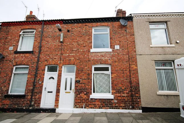 Thumbnail Terraced house to rent in Sun Street, Bishop Auckland