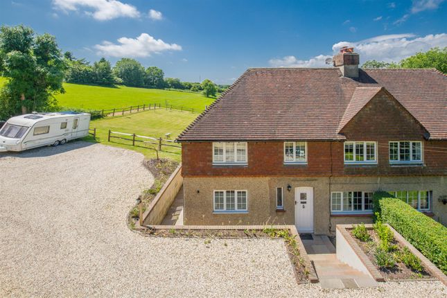 Thumbnail Semi-detached house for sale in Newick Lane, Heathfield