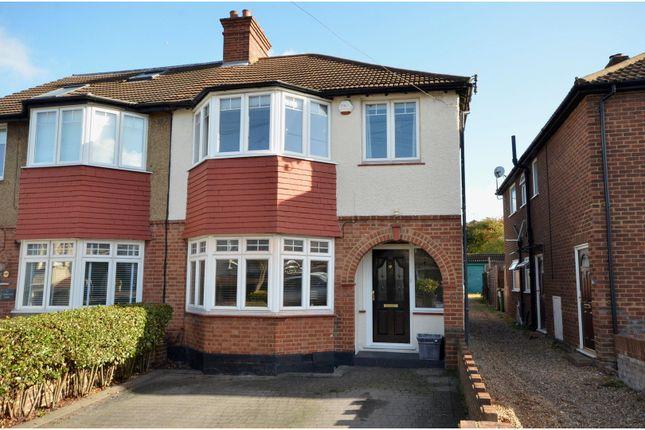 Thumbnail Semi-detached house for sale in Carshalton Grove, Sutton