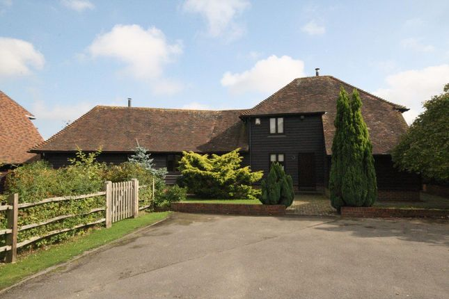 Thumbnail Property to rent in Plaxdale Green Road, Stansted, Sevenoaks