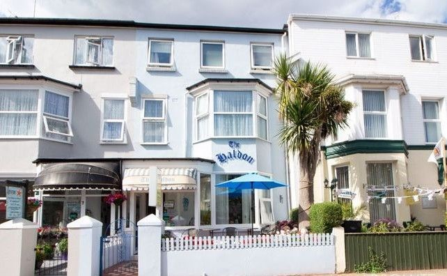 Thumbnail Hotel/guest house for sale in Beach Road, Paignton