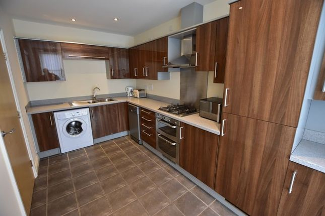 Thumbnail Terraced house to rent in Watkin Road, Leicester