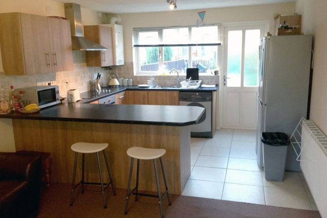 Thumbnail Semi-detached house to rent in Francis Street, Nottingham