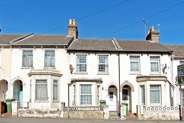 2 bed terraced house for sale in Pavilion Road, Folkestone, Kent