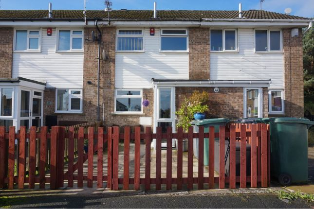 Thumbnail Terraced house for sale in Penfield Grove, Clayton
