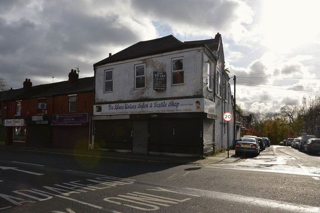 Thumbnail Property for sale in Hyde Road, Gorton, Manchester