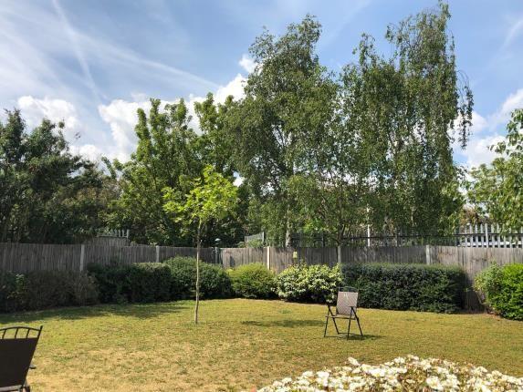 Communal Garden of Ambleside Drive, Southend-On-Sea SS1