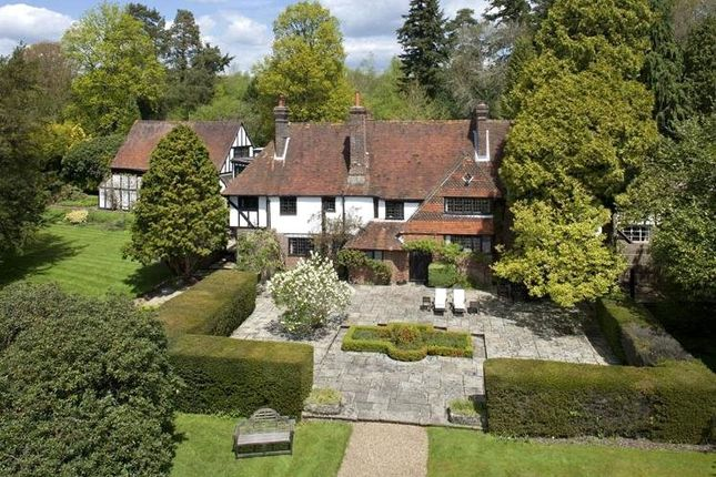 Thumbnail Detached house to rent in Ridge Hill Manor, Turners Hill Road, East Grinstead, West Sussex