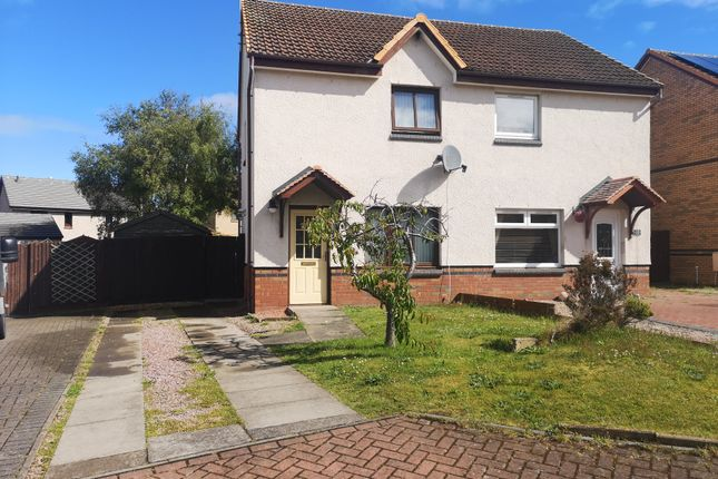 Thumbnail Semi-detached house for sale in Bishops Court, Lossiemouth