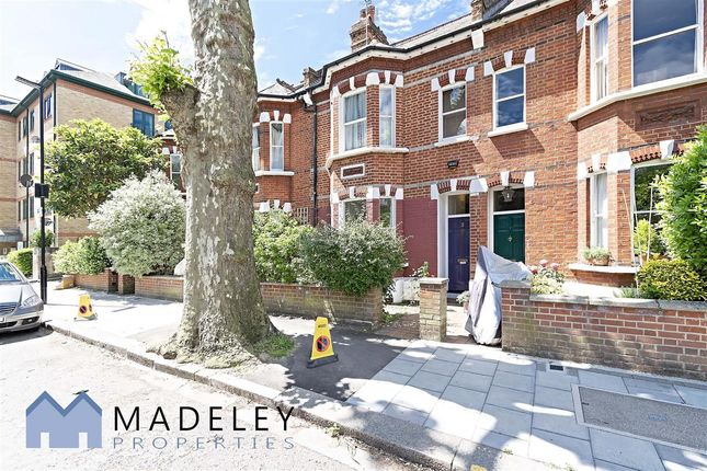 Thumbnail Terraced house to rent in Silver Crescent, London