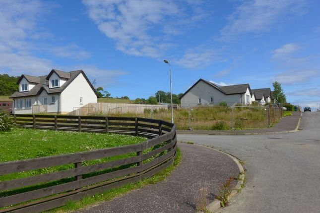 Thumbnail Detached house for sale in New Build Fernoch Crescent, Lochgilphead