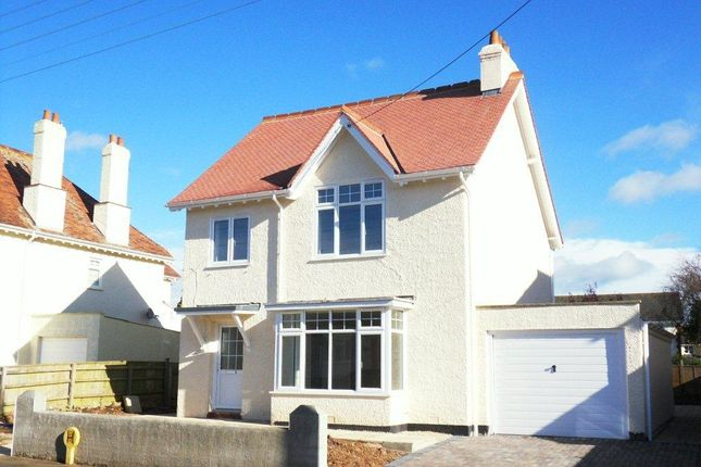 4 bed detached house to rent in Meadow Road, Seaton EX12