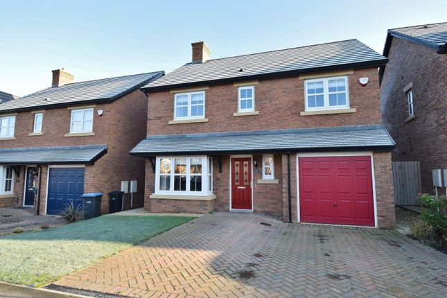 Thumbnail Detached house for sale in 5 Salis Close, Stainsby Hall Park, Brookfield