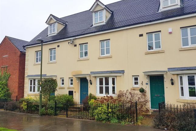Thumbnail Town house for sale in Millgate Close, Stourport-On-Severn