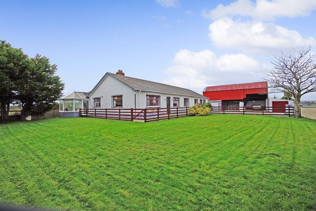 Detached bungalow for sale in Quarter Road, Cloughy