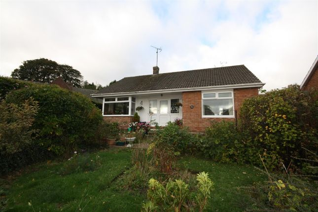 Thumbnail Detached bungalow for sale in Hermitage Park, Chester Le Street