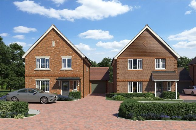 4 bed detached house for sale in Victory Fields, Buttenshaw Avenue, Arborfield, Reading RG2