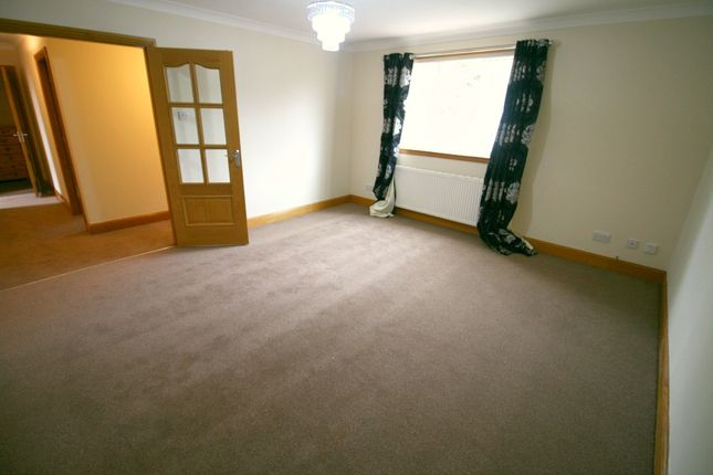 Thumbnail Flat for sale in Station Road, Shotts