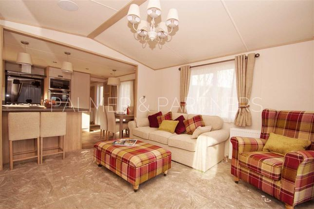 Thumbnail Detached house for sale in Westwood, Colchester Holiday Park, Cymbeline Way, Colchester