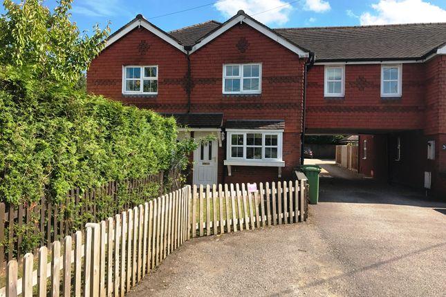 Thumbnail End terrace house to rent in Old Forge Mews, Horsham Road, Five Oaks, Billingshurst