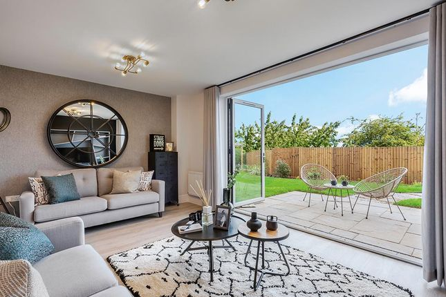"""Thumbnail Detached house for sale in """"The Lorton Detached"""" at Myton Green, Europa Way, Warwick"""