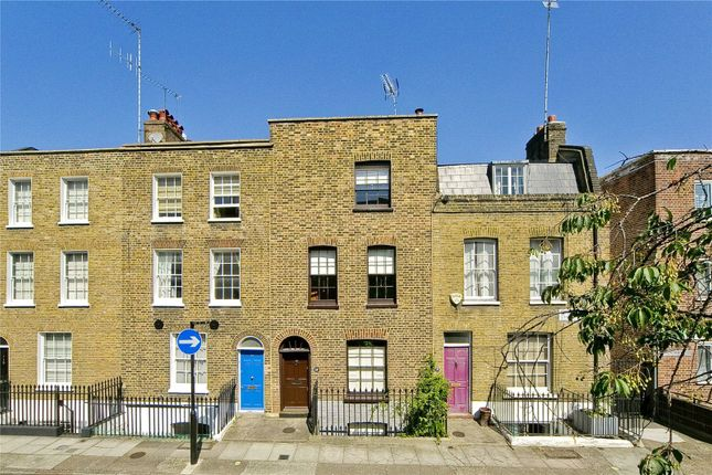 Thumbnail Terraced house to rent in Wynyatt Street, Finsbury