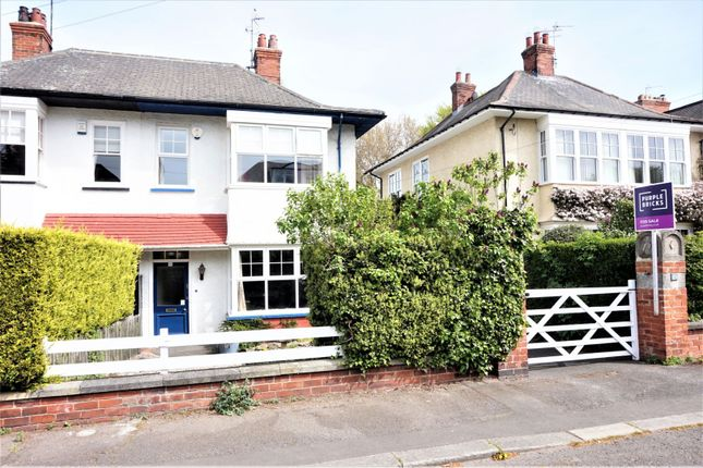Thumbnail Semi-detached house for sale in Marton Avenue, Middlesbrough