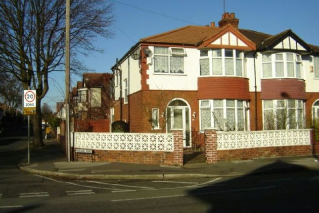 Thumbnail Semi-detached house for sale in Kings Road, Old Trafford, Manchester