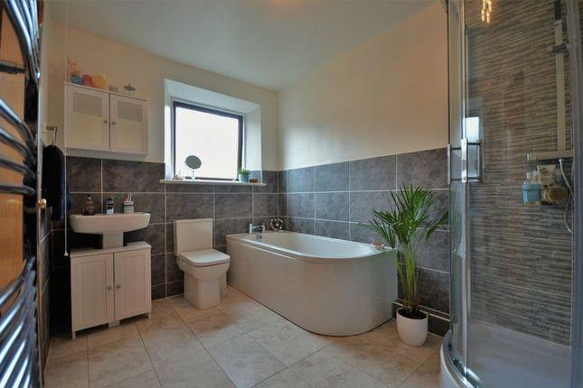 Bathroom of Shore Side, Siddick, Workington CA14