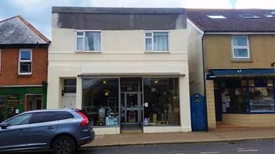 Thumbnail Retail premises for sale in 55-57 High Street, Lee-On-The-Solent, Hampshire