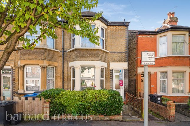 Thumbnail End terrace house for sale in Thornhill Road, Croydon