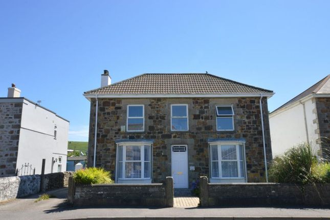 Thumbnail Detached house for sale in Agar Road, Illogan Highway, Redruth, Cornwall