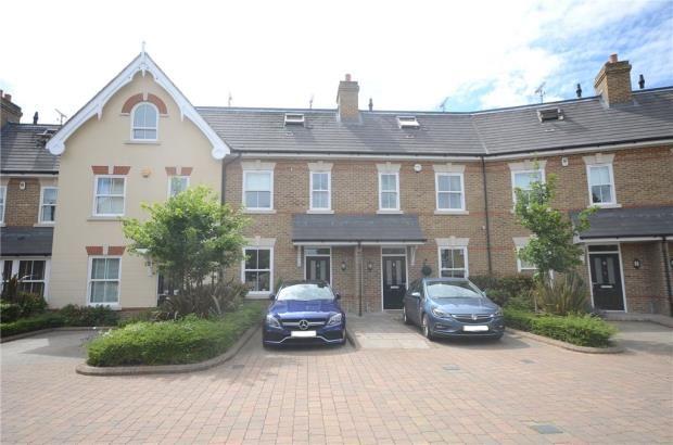 Thumbnail Terraced house for sale in Kensington Mews, Windsor, Berkshire