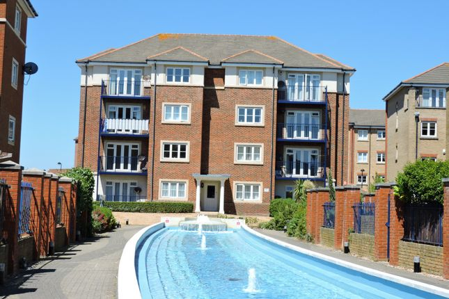 Thumbnail Flat to rent in Barbuda Quay, Sovereign Harbour South, Eastbourne