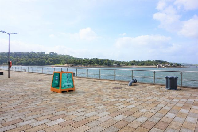 Thumbnail Flat for sale in 10 Royal William Yard, Plymouth
