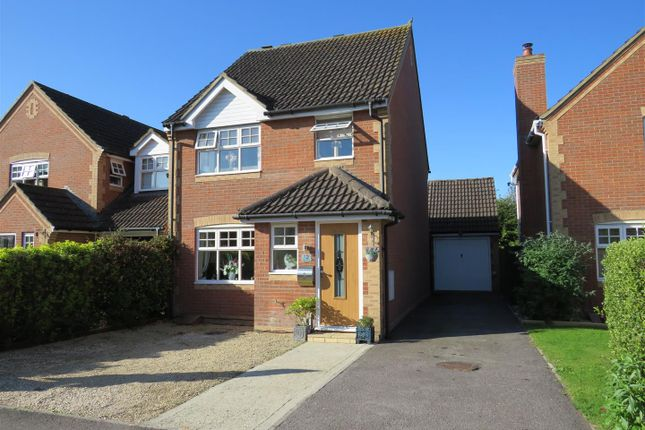 Thumbnail Semi-detached house for sale in Beyer Road, Amesbury, Salisbury