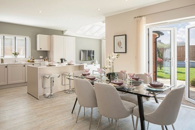 """5 bed detached house for sale in """"Ramhill"""" at Cotts Field, Haddenham, Aylesbury HP17"""