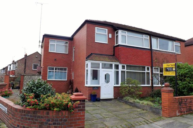 Thumbnail Semi-detached house for sale in Towncroft Avenue, Middleton, Manchester