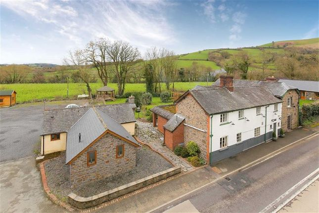 Thumbnail Property for sale in The Talkhouse, Pontdolgoch, Caersws, Powys
