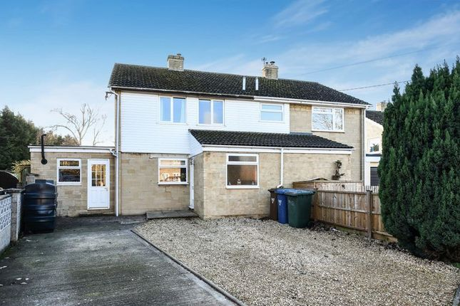 Thumbnail Semi-detached house for sale in Forge Close, Merton, Bicester