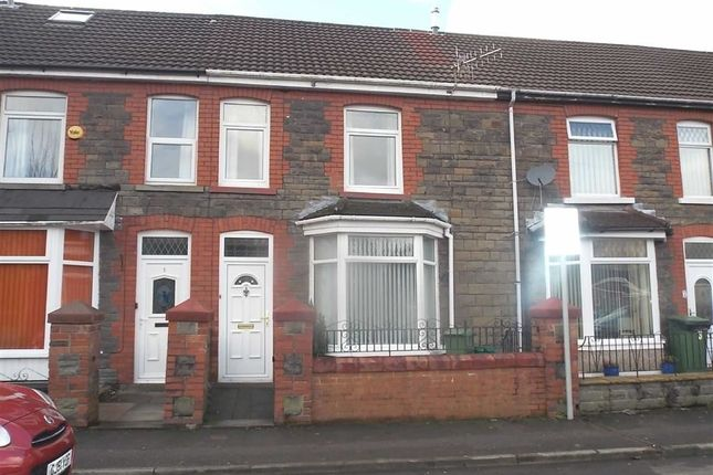 Thumbnail Terraced house for sale in Woodland Terrace, Maesycoed, Pontypridd