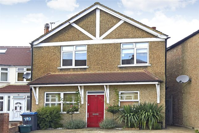 Thumbnail Maisonette to rent in Red Lion Road, Tolworth, Surbiton