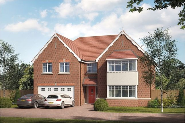 Thumbnail Detached house for sale in Harbury Lane, Warwick Warwickshire
