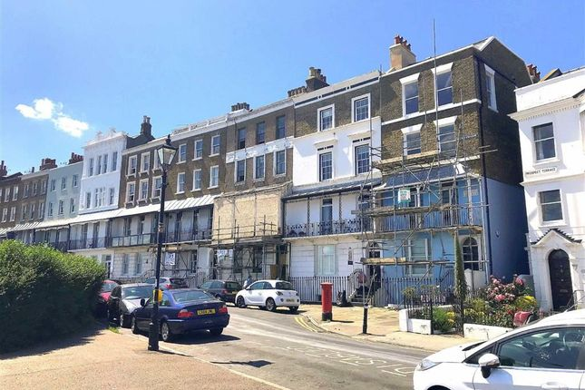 Thumbnail Block of flats for sale in Nelson Crescent, Ramsgate, Kent
